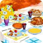 Игра Thanksgiving Party