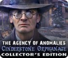 Игра The Agency of Anomalies: Cinderstone Orphanage Collector's Edition