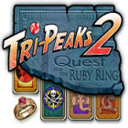 Игра Tri-Peaks 2: Quest for the Ruby Ring