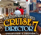 Игра Vacation Adventures: Cruise Director 7 Collector's Edition