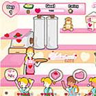 Игра Valentine's Shop