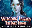 Игра Witches' Legacy: The Dark Throne Collector's Edition