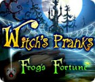 Игра Witch's Pranks: Frog's Fortune