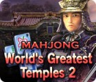 Игра World's Greatest Temples Mahjong 2