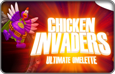 Chicken Invaders 4: Ultimate Omelette премиум игра