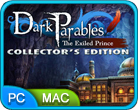 Dark Parables: The Exiled Prince Collector's Edition любима игра