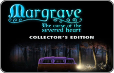 Margrave: The Curse of the Severed Heart Collector's Edition премиум игра
