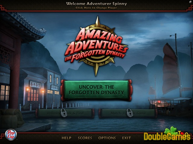 Free Download Amazing Adventures: The Forgotten Dynasty Screenshot 3
