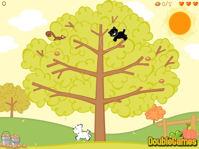 Free Download Autumn Frolic Screenshot 3