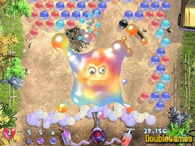 Free Download Bubble Bonanza Screenshot 1