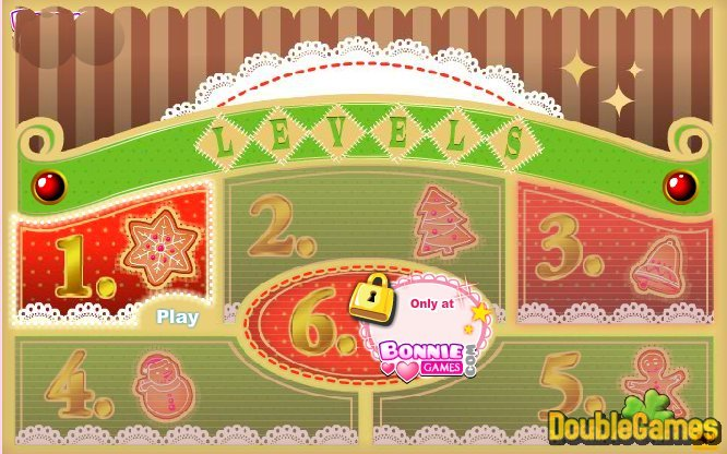 Free Download Christmas Cookie Shop Screenshot 2