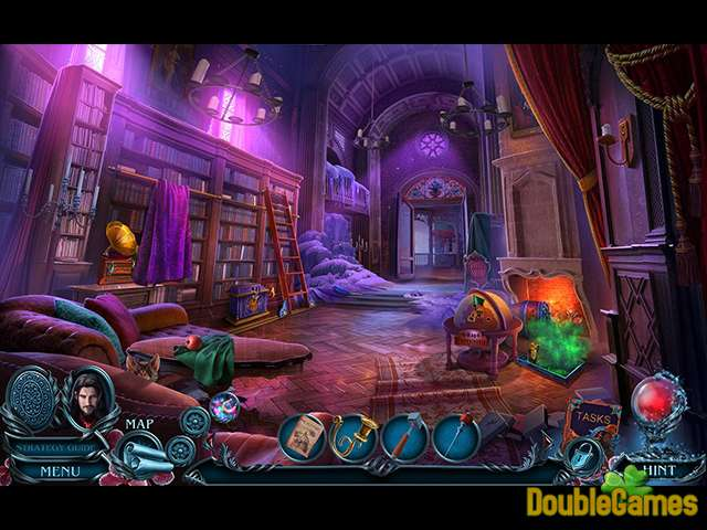 Free Download Dark Romance: Vampire Origins Collector's Edition Screenshot 1
